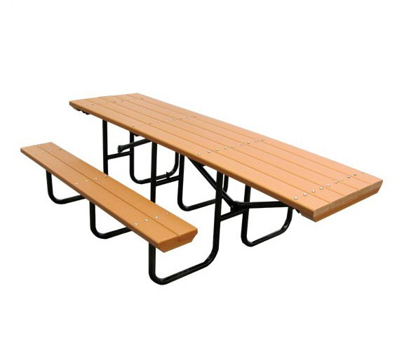 Standard Table with Single Overhang