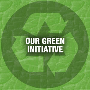 Our Green Initiative